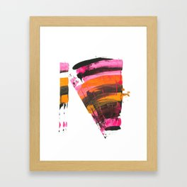 Raincoat Framed Art Print