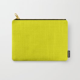 Peridot - solid color Carry-All Pouch