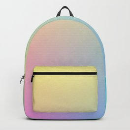 MELODY / Plain Soft Mood Color Tones Backpack