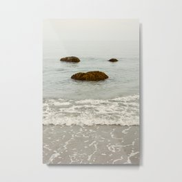 Summer Sea Metal Print