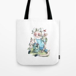 Deadly friends Tote Bag