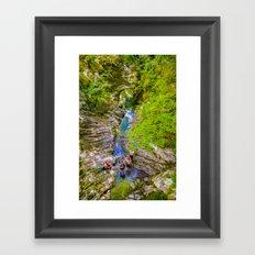 Gulch Framed Art Print