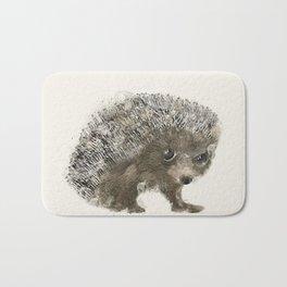 little hedgehog Bath Mat