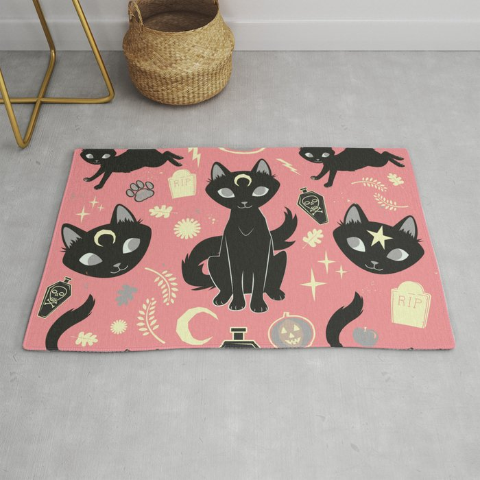 Witch Babies Rug By Crowtesque Society6
