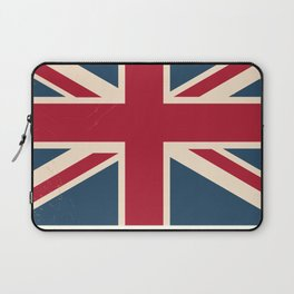 Great Britain Rail poster Laptop Sleeve