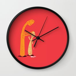 Good morning!!! Wall Clock