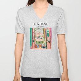 Matisse - The Open Window Unisex V-Neck