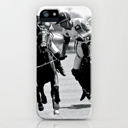 "Horses ""Polo Breakaway"" iPhone Case"