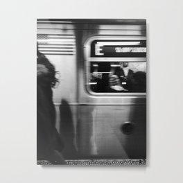 Ghost of Nina Simone Metal Print