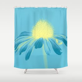 Echinacea in pastel shade Shower Curtain