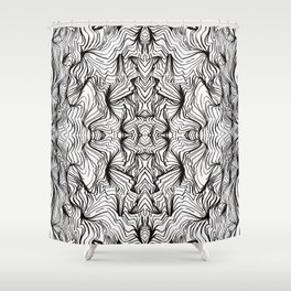 Sedimental_02 Shower Curtain