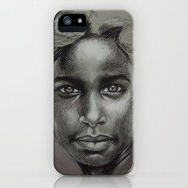 Dusty iPhone Case
