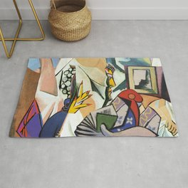 Mixed Picasso · 3 Rug