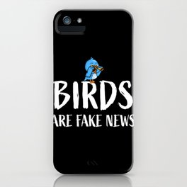 Birdwatching is a haox | Funny Bird Gift iPhone Case
