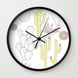 Pokey Friends Wall Clock