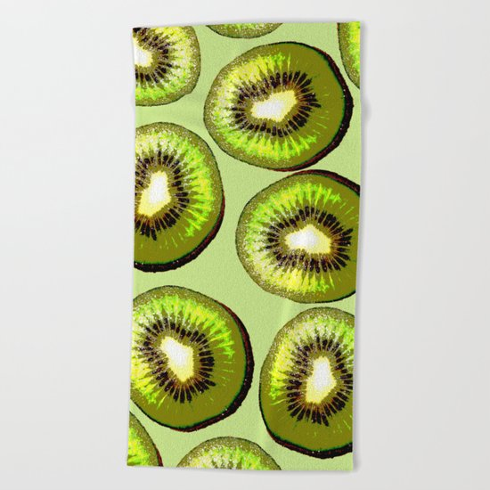 SUMMER FRESHNESS Beach Towel