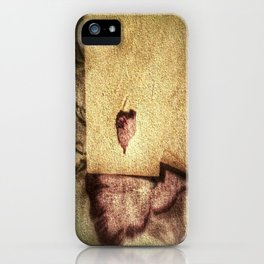 """Torn"" iPhone Case"