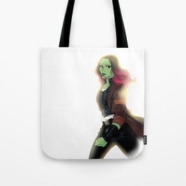 Deadliest Woman in the Galaxy Tote Bag