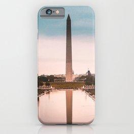 Washington DC View 3 iPhone Case