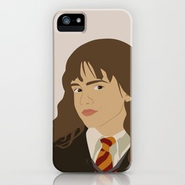 Harry, Ron and Hermoine iPhone Case