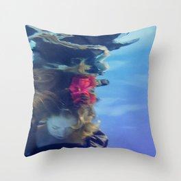 Dear Creative Throw Pillow