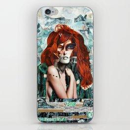 Wildling, you make my heart sing iPhone Skin