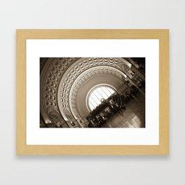 Union Station :: Washington, DC Framed Art Print