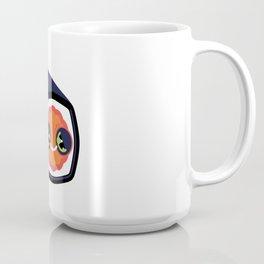 Mr. Happy Salmon Roll Coffee Mug