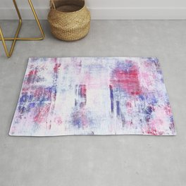 Berries And Cream Rug