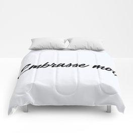 102. Kiss Me Comforters