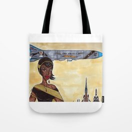 The World is Ours Tote Bag