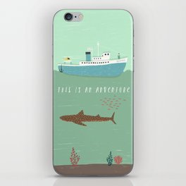 The Belafonte iPhone Skin