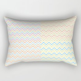 Package Pattern Rectangular Pillow