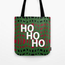 Ho Ho Ho Season's Greetings Tote Bag