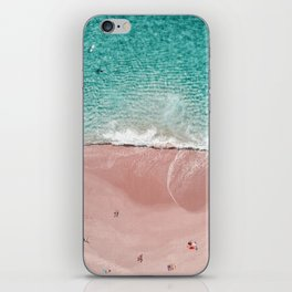 Pink Vacation iPhone Skin