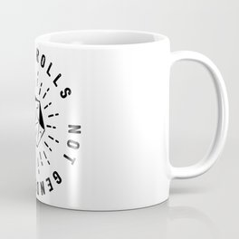 Crit Rolls / Not Gender Roles Coffee Mug