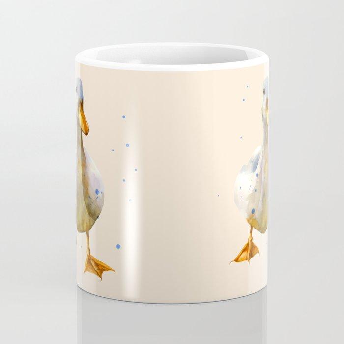 White Waddler Coffee Mug