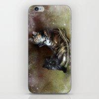 kittens iPhone & iPod Skins featuring Kittens by Julie Hoddinott