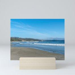 Long Beach in Tofino - BC, Canada Mini Art Print