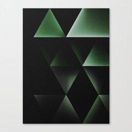 dyrk gryyn cyrnyrs Canvas Print