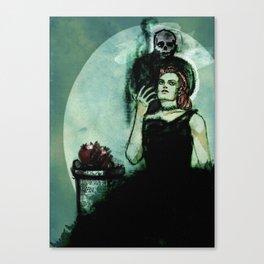 Regina Inferi Canvas Print
