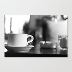 A Cup of Tea Canvas Print