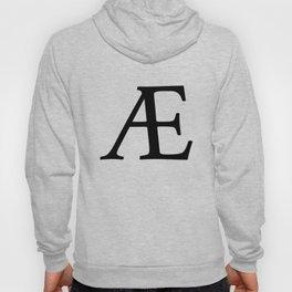AE (Æ) Symbol Hoody