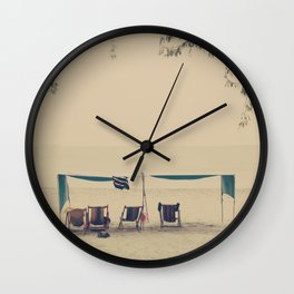 Just for us Wall Clock