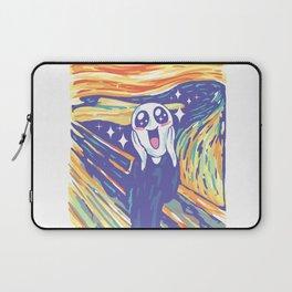 Kawaii Scream Laptop Sleeve