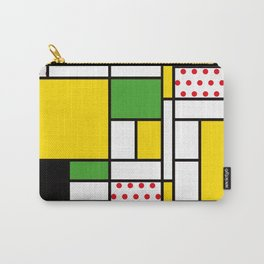 Mondrian - Bycicle Carry-All Pouch