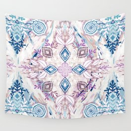 Wonderland in Winter Wall Tapestry