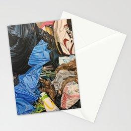 Bald Diva Stationery Cards