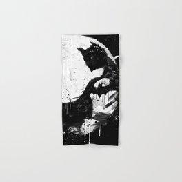 Dark Moon Hand & Bath Towel