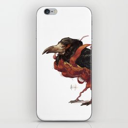 Tapestry Rook iPhone Skin